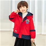男中童  秋冬款深秋棉外套 适合3-7岁儿童CM0017