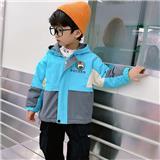 男中童  秋冬款深秋棉外套 适合3-7岁儿童CM020
