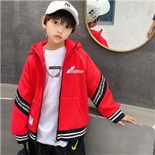 男中童  秋冬款加厚外套 适合5-11岁儿童DBT827