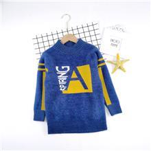 男大童  时尚毛衣 适合8-13岁儿童HW905