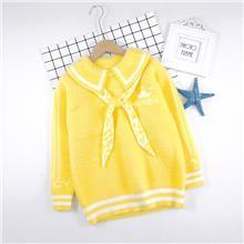 女大童  时尚毛衣 适合8-13岁儿童XH2122