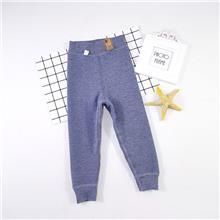 中童  绵羊绒保暖单裤(内衣)适合3-7岁儿童ZY5307