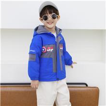 男中童  秋冬款深秋棉外套 适合3-7岁儿童 CM023